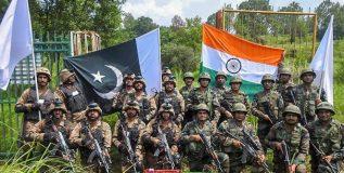 रशियात पहिल्यांदाच भारत आणि पाकिस्तानचा संयुक्त युद्ध सराव