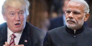डोनाल्ड ट्रम्प यांच्या भारत भेटीवर अद्याप कोणताही निर्णय नाही