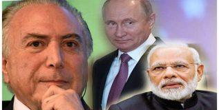 भारत आणि ब्राझीलमधील निवडणुकात होऊ शकतो रशियाचा हस्तक्षेप