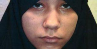 इसिसच्या अल्पवयीन दहशतवादी महिलेला जन्मठेपेची शिक्षा