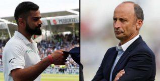 इंग्लंडसमोर टीम इंडिया चिल्लर पार्टी – नासिर हुसेन