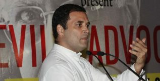 काँग्रेसचा १९८४ च्या शीख विरोधी दंगलीशी काडीमात्र संबंध नाही – राहुल गांधी