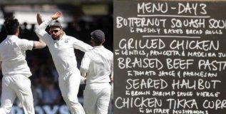 टीम इंडियामध्ये बीफ खाणारा गद्दार कोण, त्याला शोधून काढा
