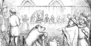 येथे प्राण्यांवरही चालविले गेले खटले, दिली अघोरी शिक्षा