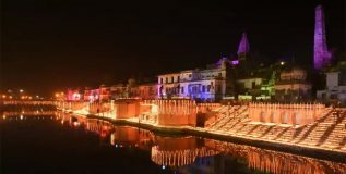 अयोध्येत यंदाही दिवाळीचा भव्य दीपोत्सव