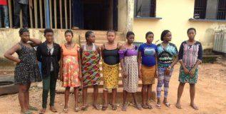 नायजेरियामध्ये आहे मुले जन्माला घालण्याचा कारखाना