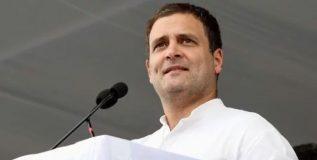 चौकीदार मोदी दरवाजा उघडून चोरांना आत येऊ देतात – राहुल गांधी