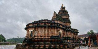 शृंगेरीचे प्राचीन शारदाम्बा मंदिर