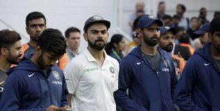 टीम इंडिया लाजिरवाण्या पराभवानंतरही कसोटी क्रमवारीत अव्वल