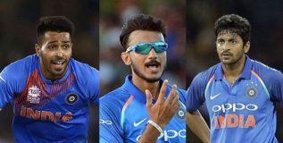 टीम इंडियाला झटका; पांड्यापाठोपाठ आणखी दोन खेळाडू जायबंदी