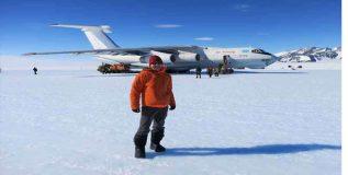 चीन अंटार्टीका धृवावर बांधतोय विमानतळ