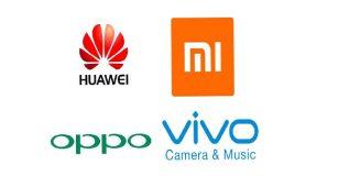 चीनच्या ४ स्मार्टफोन कंपन्यांनी भारतातून मिळविला ५० हजार कोटींचा महसूल