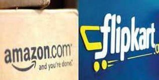 अॅमेझॉन, फ्लिपकार्ट खरेदीसाठी उपलब्ध करून देणार बिनव्याजी कर्ज