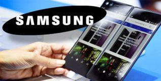टॅब्लेट स्वरुपात येणार सॅमसंगचा फोल्डेबल स्मार्टफोन