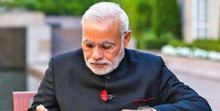 पंतप्रधान मोदी तब्बल १० कोटी कुटुंबांना लिहिणार पत्र