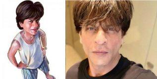 ट्विटरवर अवतरला शाहरुखचा 'बव्वा सिंग'