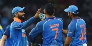 विंडीज विरुद्धच्या एकदिवसीय मालिकेसाठी भारतीय संघाची घोषणा
