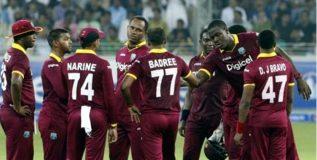 भारतविरोधातील एकदिवसीय आणि टी-ट्वेन्टीसाठी वेस्ट इंडिजचा संघ जाहीर