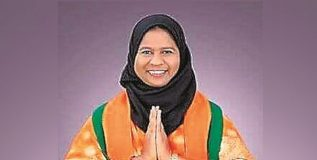 अकबरुद्दीन ओवैसीच्या विरोधात भाजपकडून मुस्लिम महिला उमेदवार
