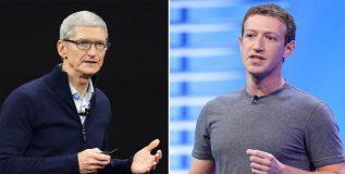 आयफोन वापरू नका, मार्क झुकेरबर्गचे फेसबुक स्टाफला आदेश