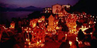 मेक्सिकोमध्ये साजरा केला जातो 'मृत्यूचा दिवस'