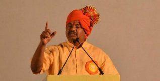 भाजप तेलंगणात सत्तेत आली तर हैदराबादचे नाव बदलणार – राजा सिंह
