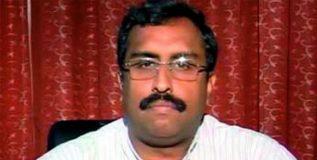 एन. टी. रामाराव यांच्या पाठीत चंद्राबाबू नायडूंनी खंजीर खुपसला : राम माधव