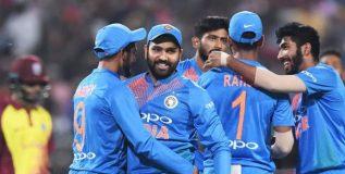 टी-२०च्या कर्णधारात कोहली आणि धोनीपेक्षा रोहितच भारी