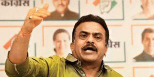 आधी राज ठाकरेंनी उत्तर भारतीय समाजाची माफी मागावी : संजय निरुपम