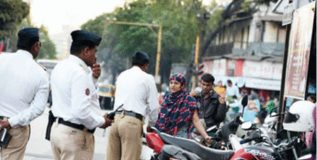 पुणे पोलीस अरेरावी करणाऱ्या वाहनचालकांवर करणार कडक कारवाई