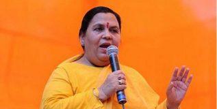 राहुल गांधींनी माझ्यासोबत राम मंदिराची पायाभरणी करावी – उमा भारती