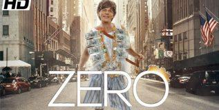 वाढदिवसाचे औचित्यसाधून शाहरुखच्या बहुप्रतिक्षित 'झिरो'चा ट्रेलर रिलीज!