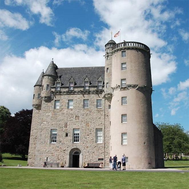 Castle-Fraser-scotland