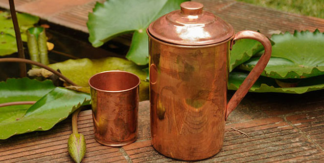 copper-vessel