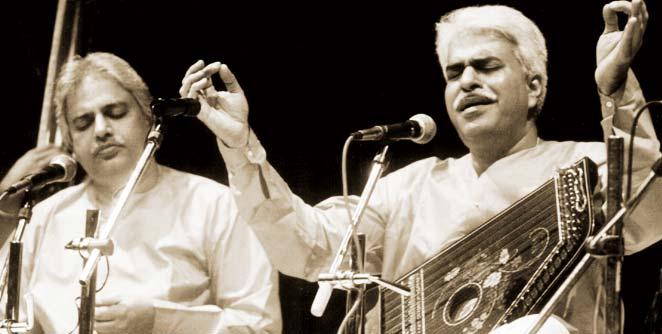 भारतीय शास्त्रीय संगीत देते मनाला शांतता