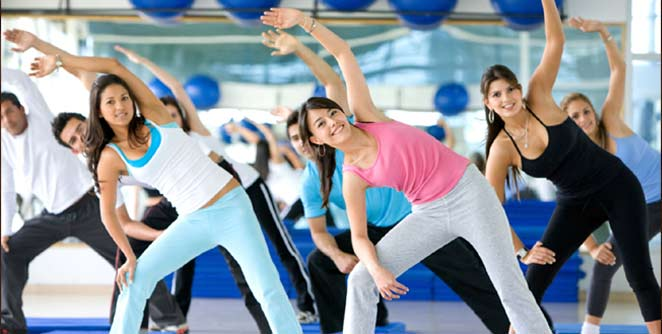 ऍरोबिक व्यायाम सर्वात उपयुक्त
