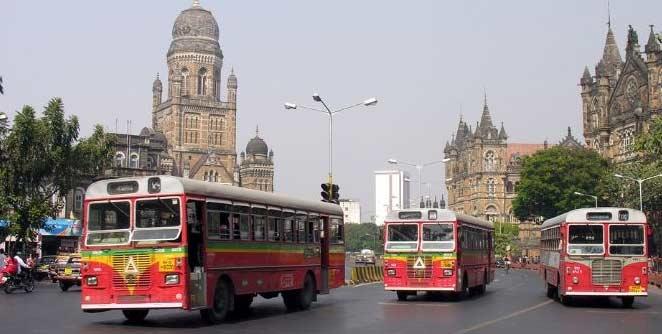 बेस्टच्या अचानक संपाने लाखो मुंबईकर वेठीस