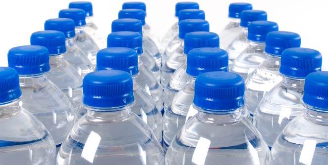 पाण्याच्या बाटल्यापासून सावध