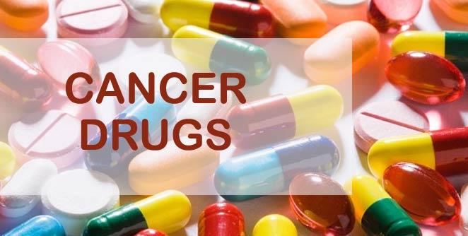 कर्करोगाच्या गोळ्या आणखी स्वस्त