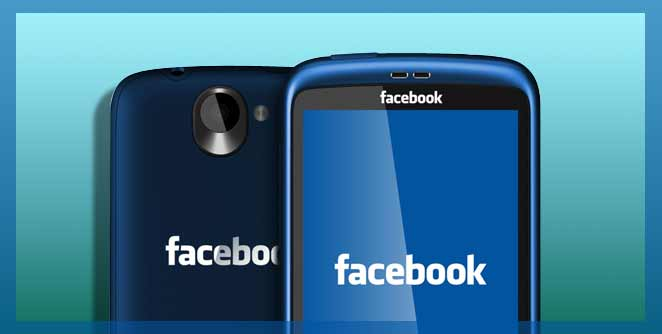 face-book-smart-phone