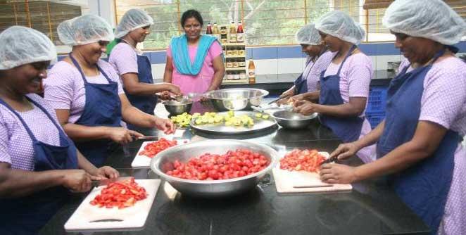 अन्न प्रक्रिया उद्योगाचे आव्हान