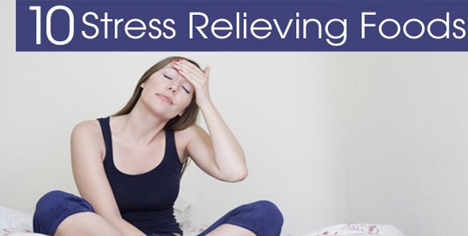 तणावाचे व्यवस्थापन आहारातून
