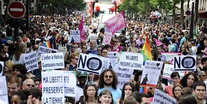 फ्रान्समध्ये समलिंगी विवाह कायदा होणार
