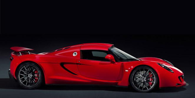 वेनोम जीटी ठरली सर्वाधिक वेगवान कार