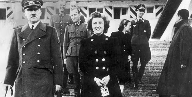 हिटलरने अजाणताच केला ज्यू मुलीशी विवाह?