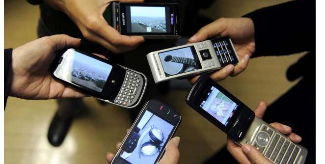 २०१४ त जागतिक लोकसंख्येच्या दुप्पट मोबाईल संख्या
