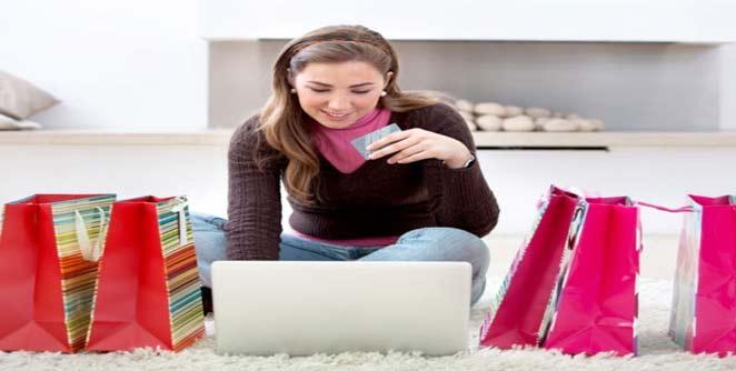 भारतात महिलांचा ऑनलाईन शॉपिंगचा धुमधडाका