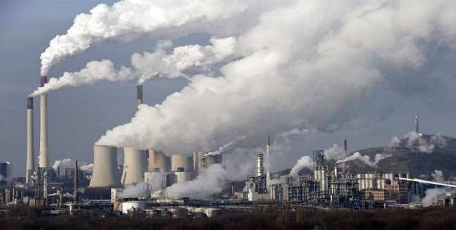 प्रदूषणामुळे जीवनमानात घट