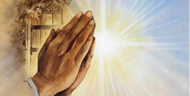 ध्यानाची पुढची पायरी प्रार्थना