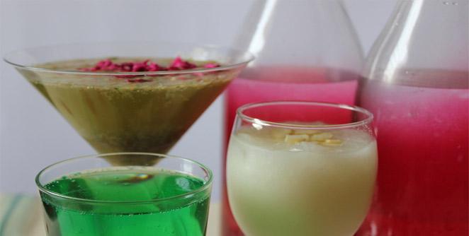 थंड पेये कोणती प्याल?